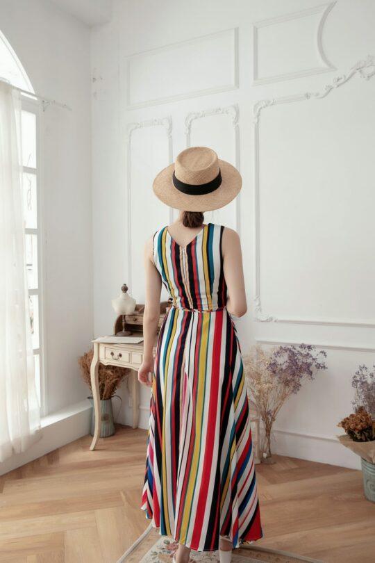 Rainbow Dress 8