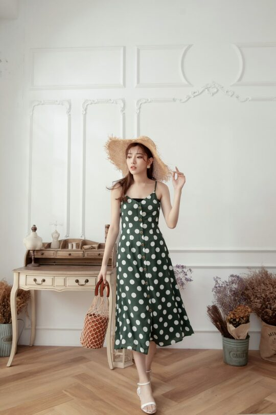 Christie Dottie Dress 3