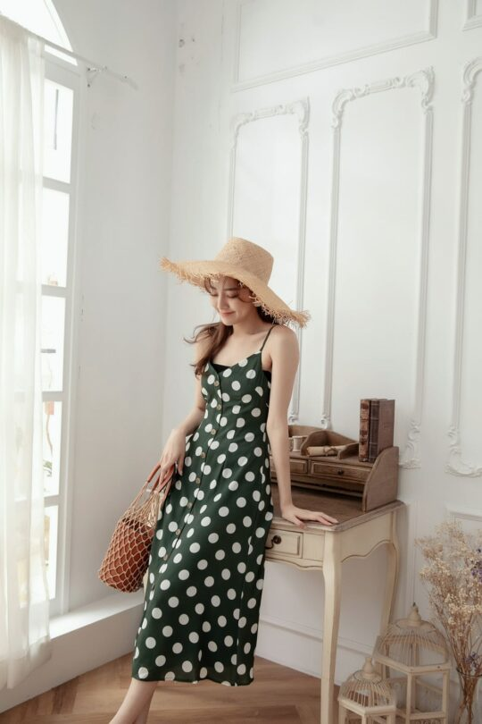 Christie Dottie Dress 7