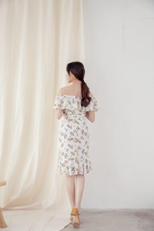 Dovey In Vanila White 4