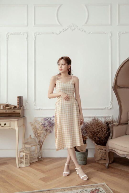 Checker Dress 5