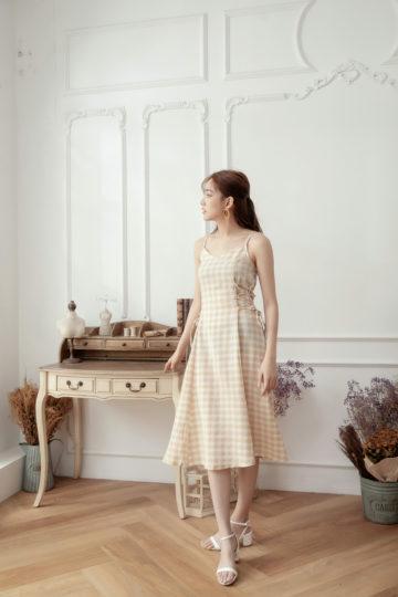 Checker Dress 14