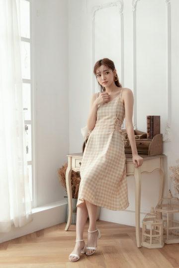 Checker Dress 16