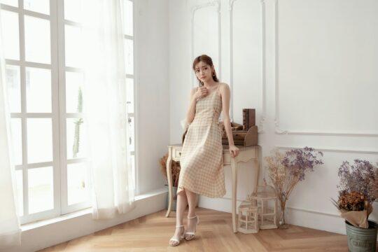 Checker Dress 9
