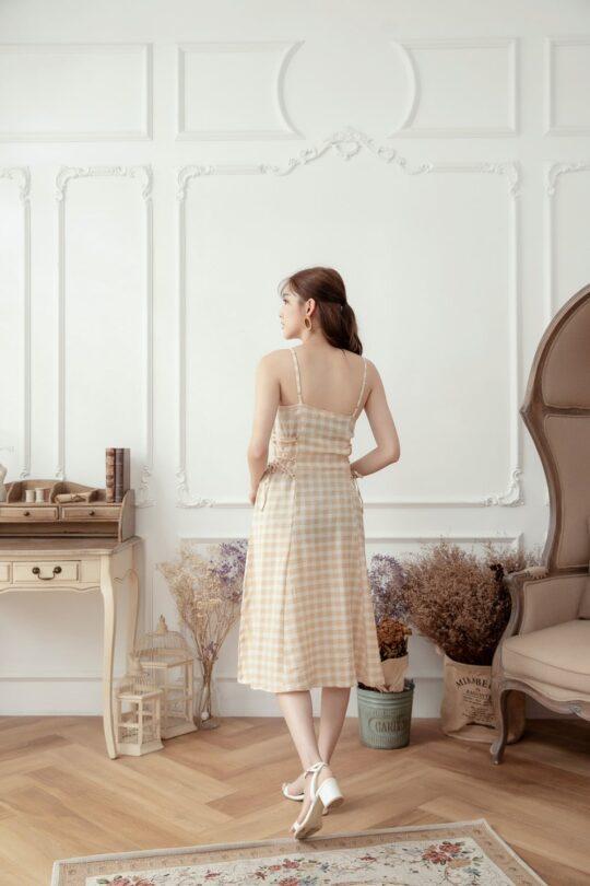 Checker Dress 4