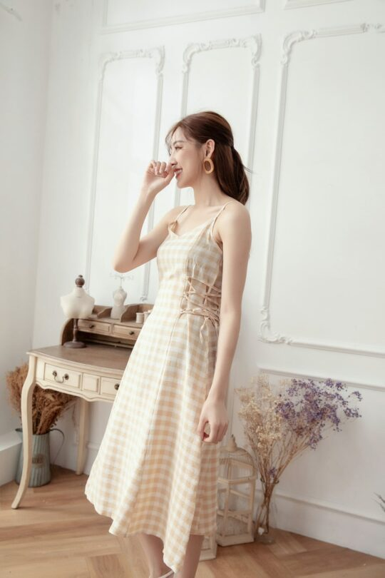 Checker Dress 8