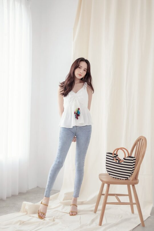 Ding Top White 7