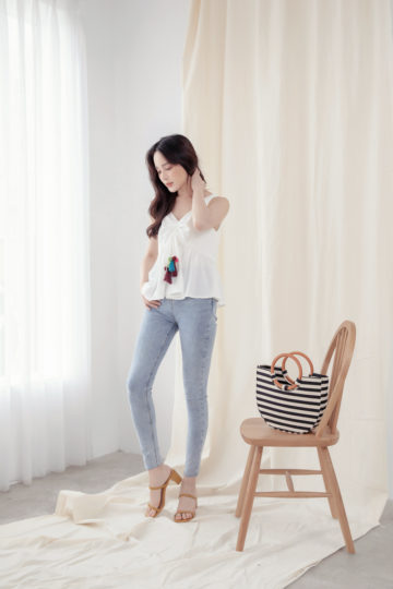 Ding Top White 10