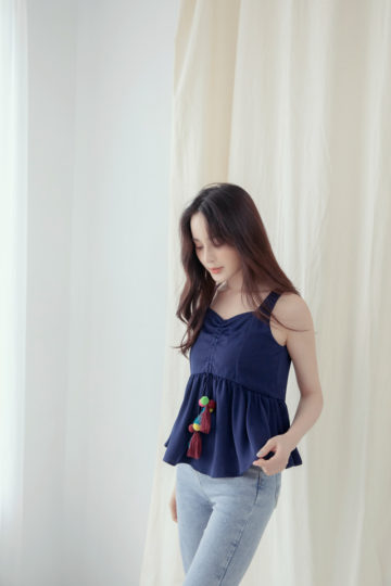 Ding Top Navy 12