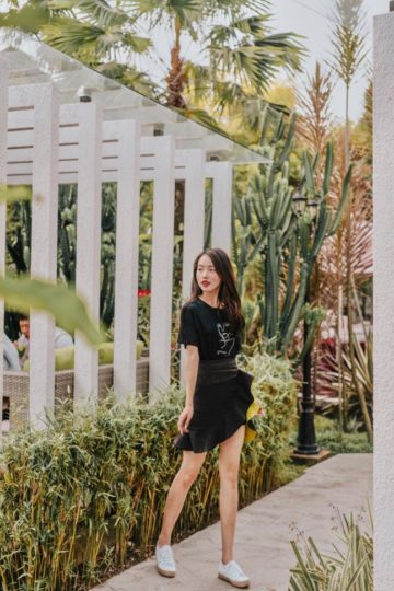 Loewie Skirt Black 9