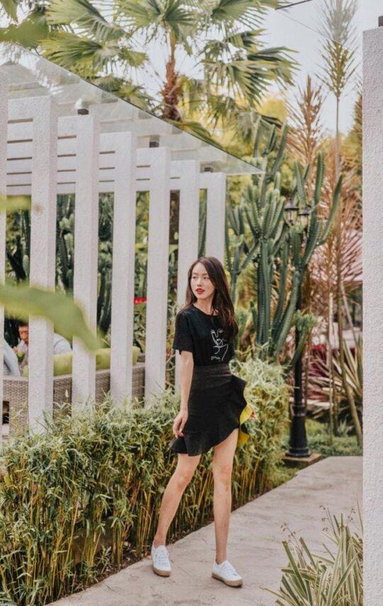 Loewie Skirt Black 5