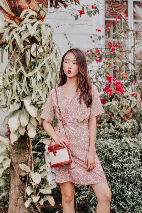 Cloe Dress Khaki 5