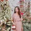 Cloe Dress Green 1