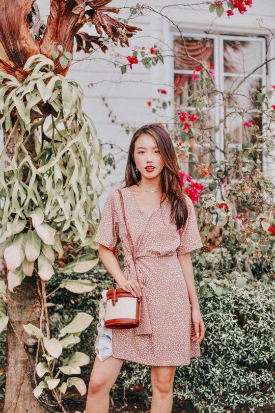 Cloe Dress Khaki 3