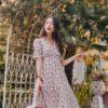 Juju Dress Yellow 2