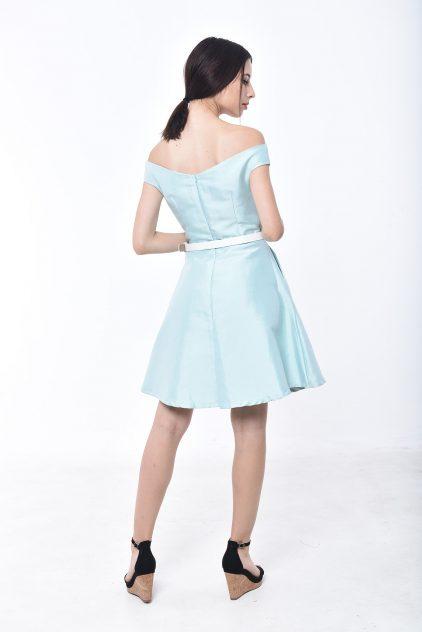Bella dress in mint