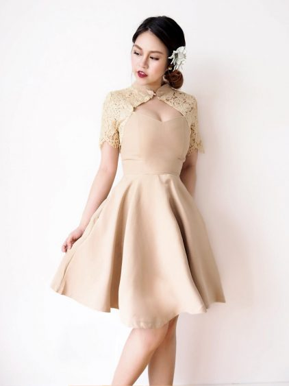 Chen Dress Nude